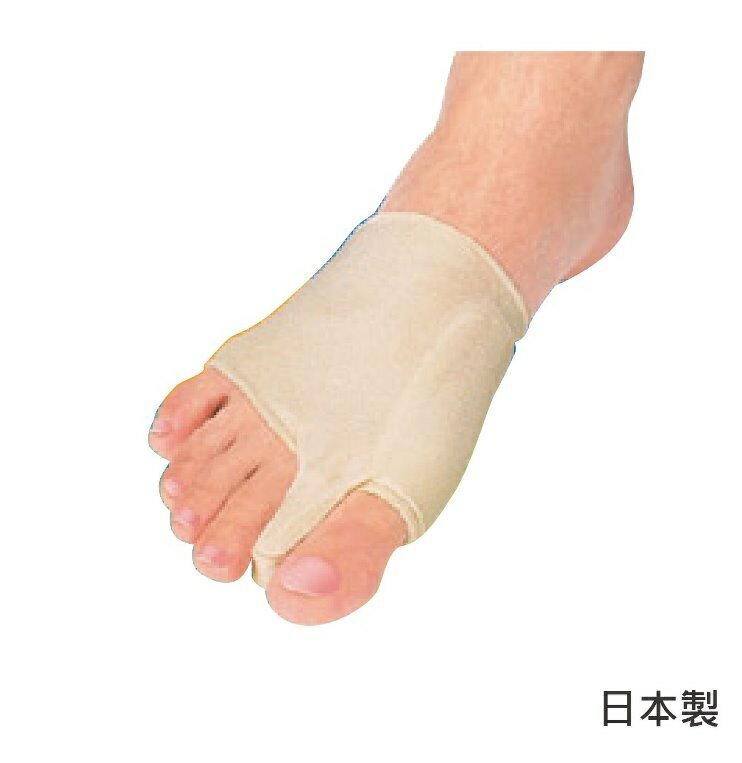 護具 護套 - 腳指間緩衝墊片*1塊 拇指外翻適用護套 肢體護具 日本製 [H0200]