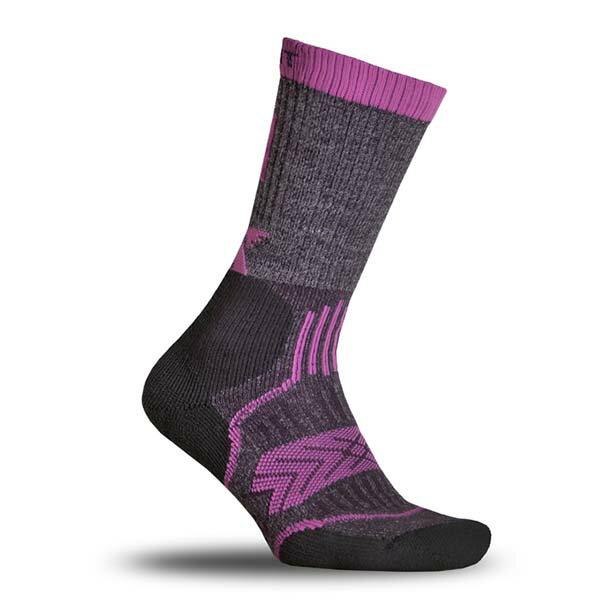 《台南悠活運動家》THORLOSOFXU健行者登山襪中性款紫