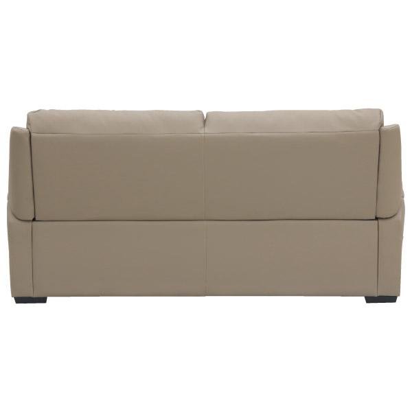 ◎(OUTLET)半皮3人用沙發 BEAZEL MO 福利品 NITORI宜得利家居 3