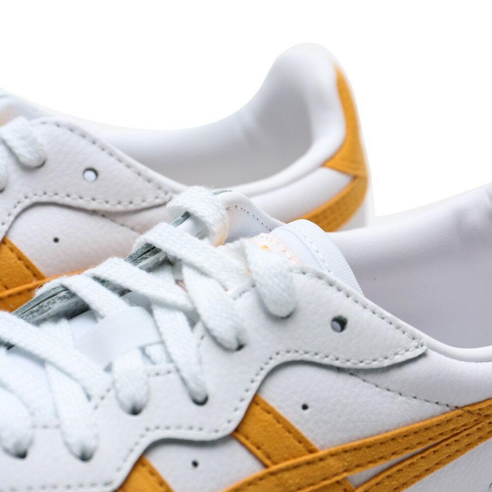 【❤️抗疫起來❤️滿額現折$200】ONITSUKA TIGER 奶油底 灰 黃麂皮LOGO 休閒鞋 情侶鞋 男女 (布魯克林) 1183A353105