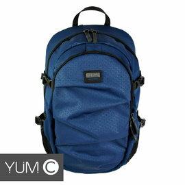 【美國Y.U.M.C. Greenwich格林系列Active Backpack 15.6吋筆電後背包 藍色】電腦包 / 雙肩背包 可容納15.6吋筆電 【風雅小舖】 - 限時優惠好康折扣