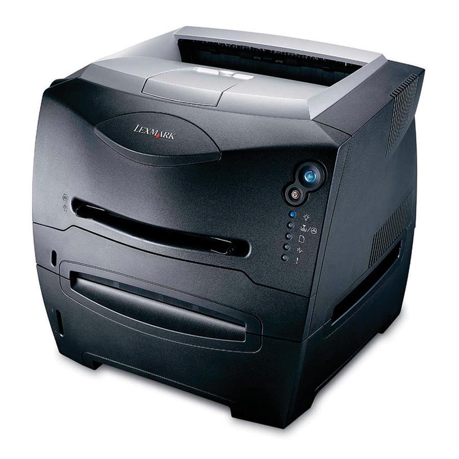 Lexmark E240 Laser Printer 0