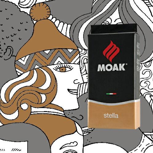 Stella 金牌豆 MOAK 1公斤義式咖啡豆